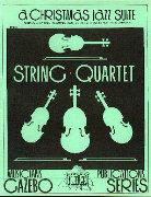 CHRISTMAS JAZZ SUITE (String Quartet/opt. Bass)