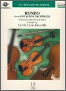 RONDO (from Eine Kleine Nachtmusik) (Easy String Orchestra)