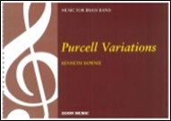 PURCELL VARIATIONS (Brass Band extra score only)