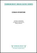 CUBAN OVERTURE (Brass Band)