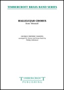 HALLELUJAH CHORUS (from Messiah) (SATB Chorus with Brass Band)