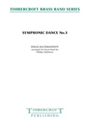 SYMPHONIC DANCE No.3 (Brass Band)