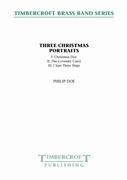 THREE CHRISTMAS PORTRAITS (Brass Band)