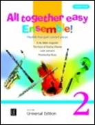 ALL TOGETHER EASY ENSEMBLE Vol.2 (Flexible Four Part Ensemble)