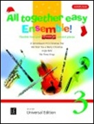 ALL TOGETHER EASY ENSEMBLE Vol.3 (Flexible Four Part Ensemble)