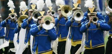BLUES ON THE MARCH (Brass Band)