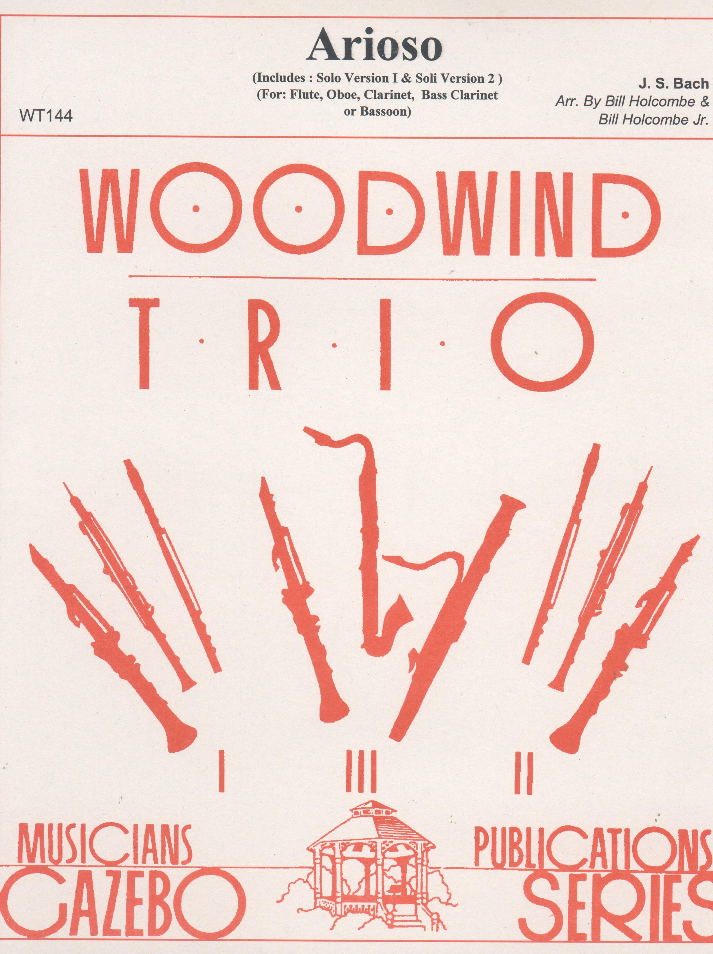 ARIOSO (Woodwind Trio)