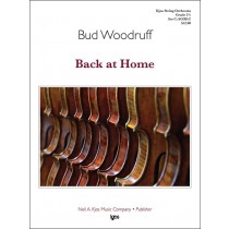 Back At Home (String Orchestra - Score and Parts)