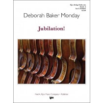 Jubilation! (String Orchestra - Score and Parts)