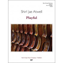 Playful (String Orchestra - Score and Parts)