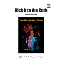Kick It To The Curb (Jazz Ensemble - Score and Parts)