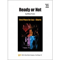 Ready Or Not (Jazz Ensemble - Score and Parts)