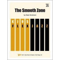 The Smooth Zone (Jazz Ensemble - Score and Parts)
