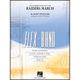 Raiders March (Flex Band)