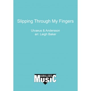 Slipping Through My Fingers (Baritone Solo with Brass Band)