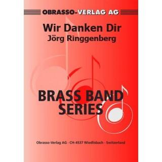 Wir Danken Dir (Brass Band)