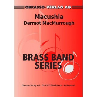 Macushla (Eb Horn Solo with Brass Band)