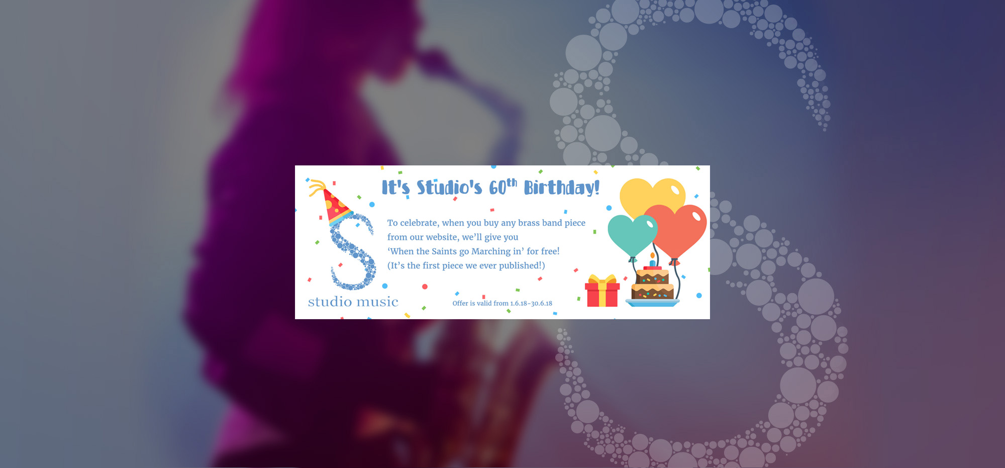 Studios birthday