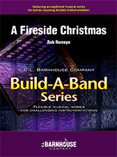 A Fireside Christmas (Flexible Ensemble - Score and Parts)