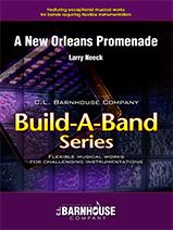 A New Orleans Promenade (Flexible Ensemble - Score and Parts)