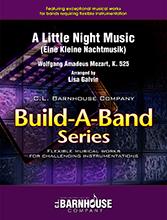 A Little Night Music (Eine Kleine Nachtmusik) (Flexible Ensemble - Score and Parts)
