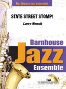 State Street Stomp (Jazz Ensemble - Score and Parts)