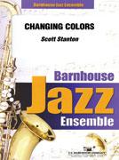 Changing Colors (Jazz Ensemble - Score and Parts)