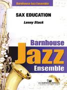 Sax Education (Jazz Ensemble - Score and Parts)