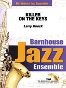 Killer on the Keys (Jazz Ensemble - Score and Parts)
