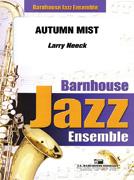 Autumn Mist (Jazz Ensemble - Score and Parts)