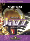 Night Mist (Jazz Ensemble - Score and Parts)