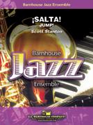Salta! (Jump!) (Jazz Ensemble - Score and Parts)