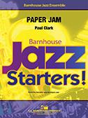 Paper Jam (Jazz Ensemble - Score and Parts)