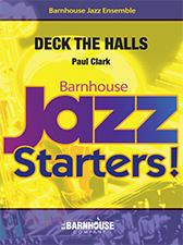 Deck the Halls (Jazz Ensemble - Score and Parts)
