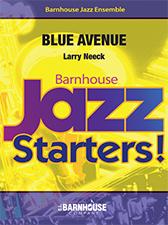 Blue Avenue (Jazz Ensemble - Score and Parts)