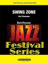 Swing Zone (Jazz Ensemble - Score and Parts)