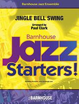 Jingle Bell Swing (Jazz Ensemble - Score and Parts)