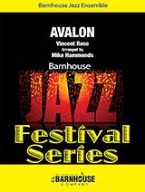 Avalon (Jazz Ensemble - Score and Parts)