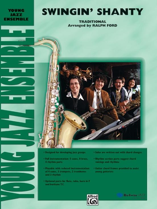 Swingin' Shanty (Jazz Ensemble - Score and Parts)