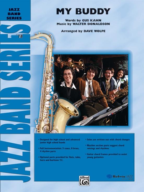 My Buddy (Jazz Ensemble - Score and Parts)