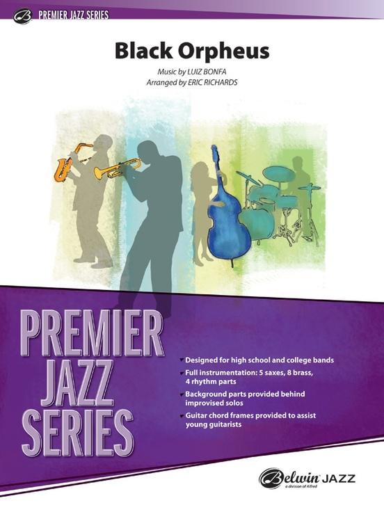 Black Orpheus (Jazz Ensemble - Score and Parts)