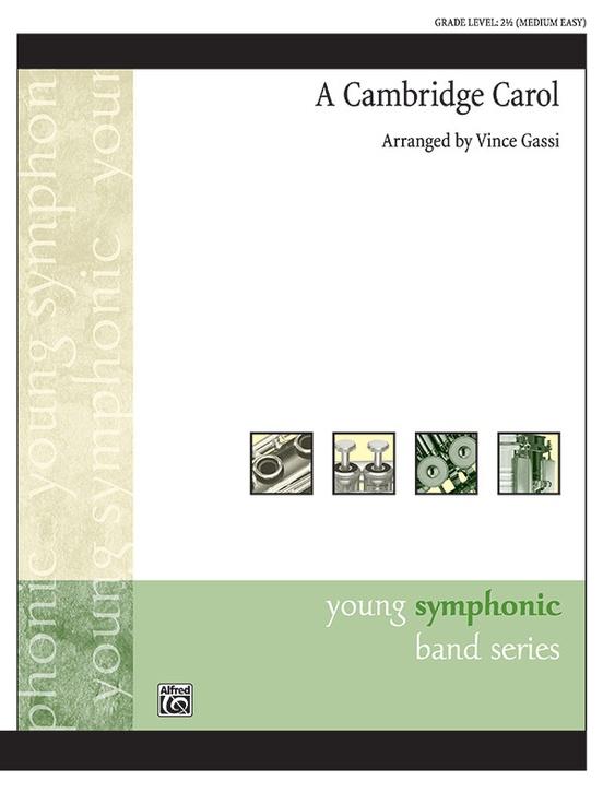 A Cambridge Carol (Concert Band - Score and Parts)