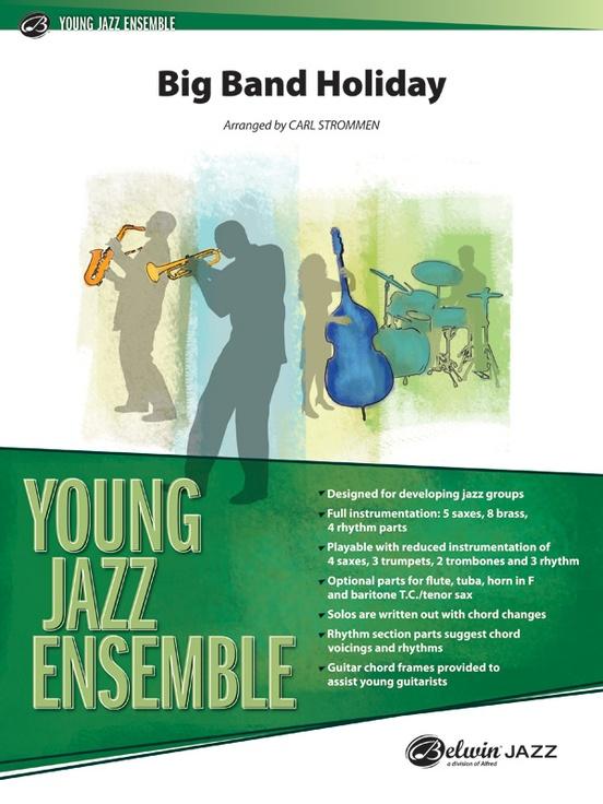 BIG BAND HOLIDAY (Young Jazz)