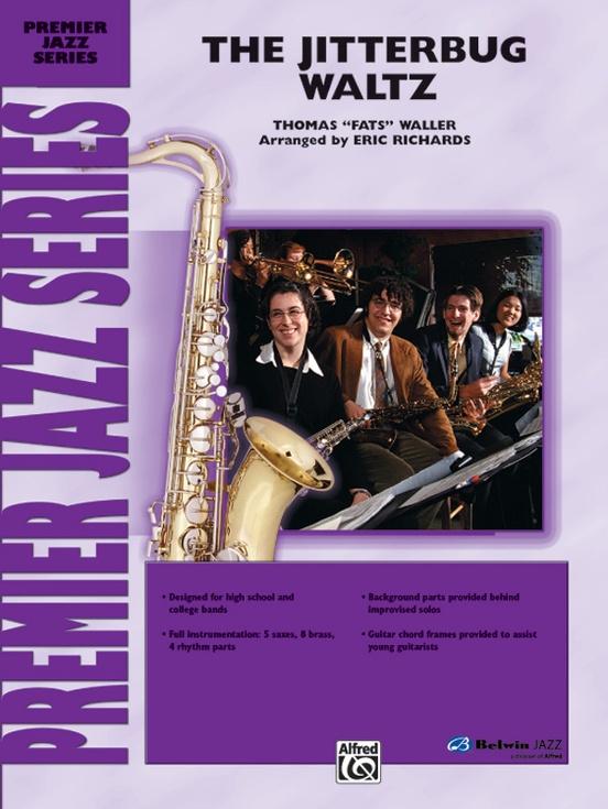 The Jitterbug Waltz (Jazz Ensemble - Score and Parts)