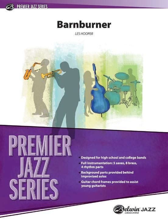 Barnburner (Jazz Ensemble - Score and Parts)