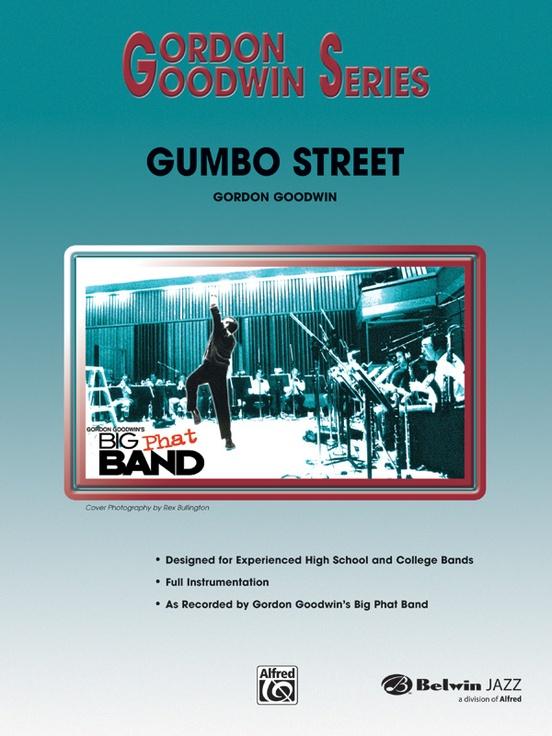 Gumbo Street (Jazz Ensemble - Score and Parts)