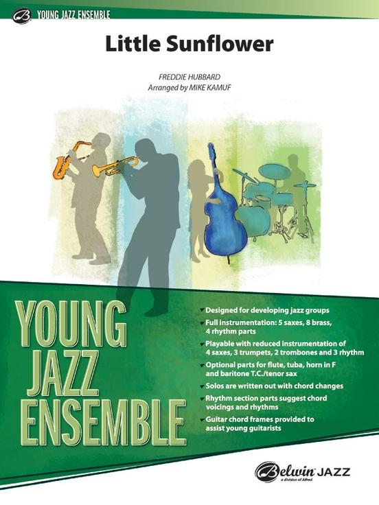 Little Sunflower (Jazz Ensemble - Score and Parts)