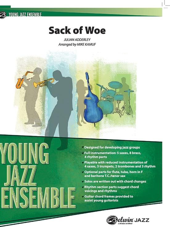 Sack of Woe (Jazz Ensemble - Score and Parts)