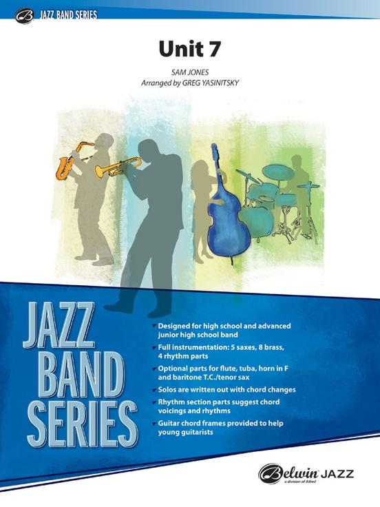 Unit 7 (Jazz Ensemble - Score and Parts)