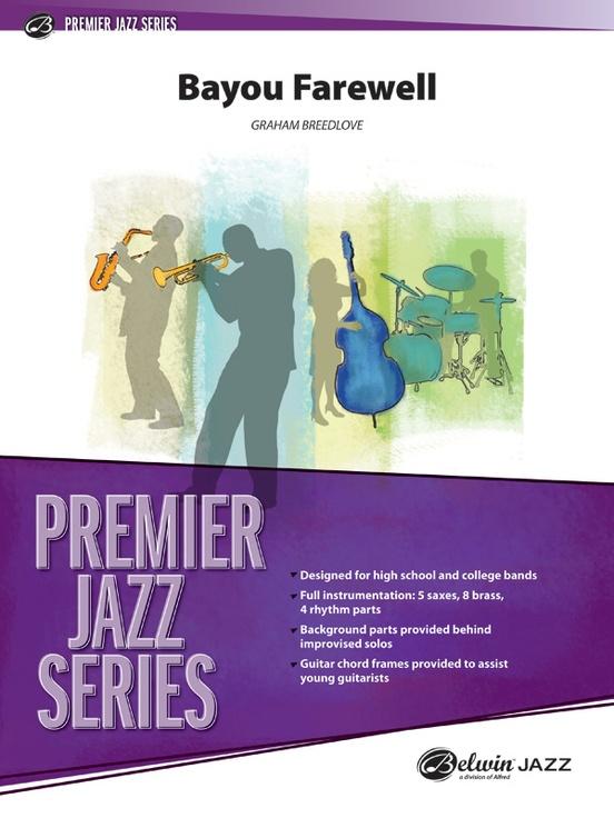 Bayou Farewell (Jazz Ensemble - Score and Parts)